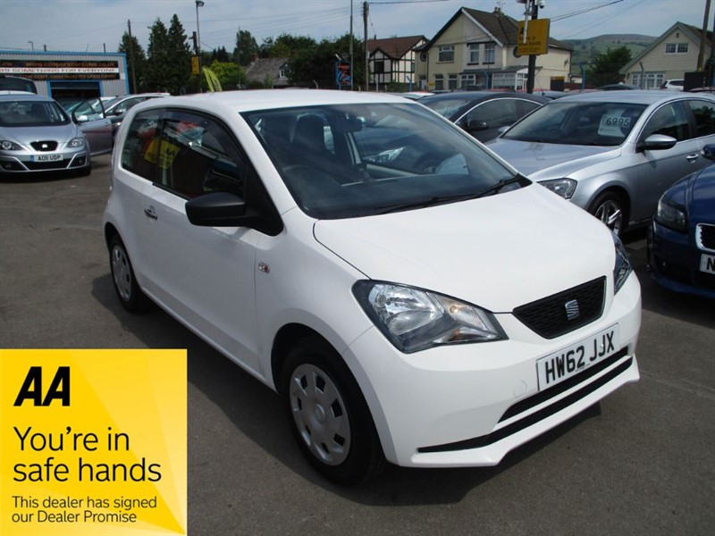 used SEAT Mii S A/C in gwent