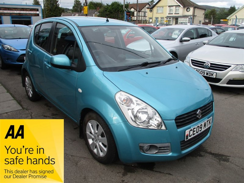 used Suzuki Splash GLS PLUS in gwent