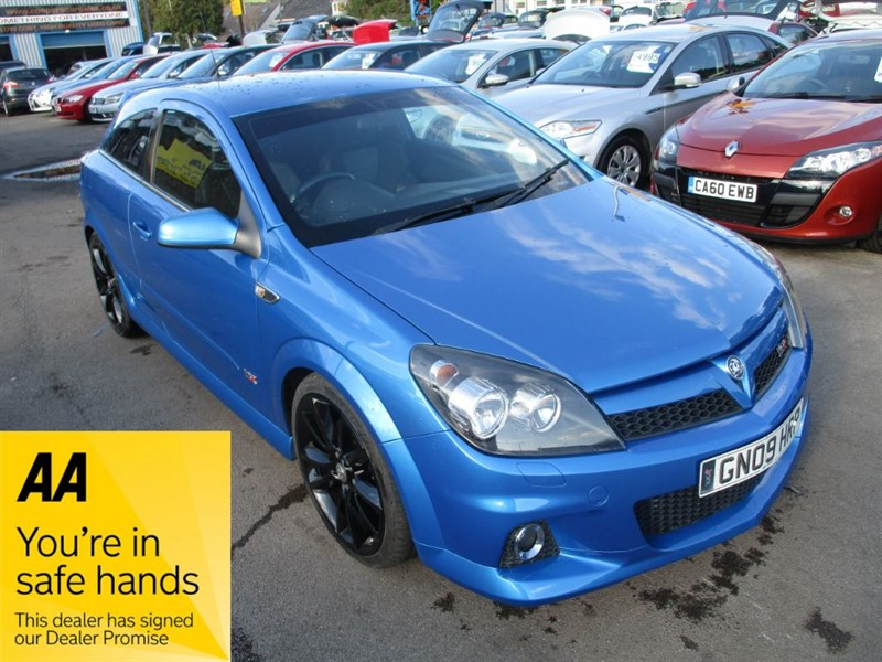 used Vauxhall Astra 2.0 VXR in gwent