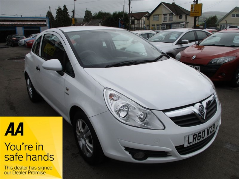 used Vauxhall Corsa ENERGY ECOFLEX in gwent