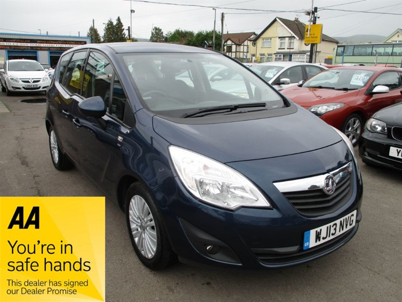 used Vauxhall Meriva ENERGY in gwent