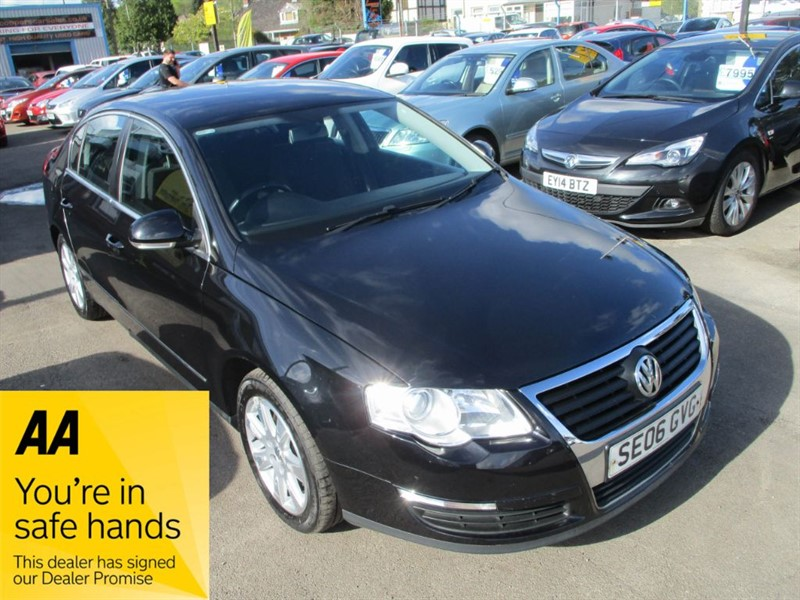used VW Passat TDI SE in gwent