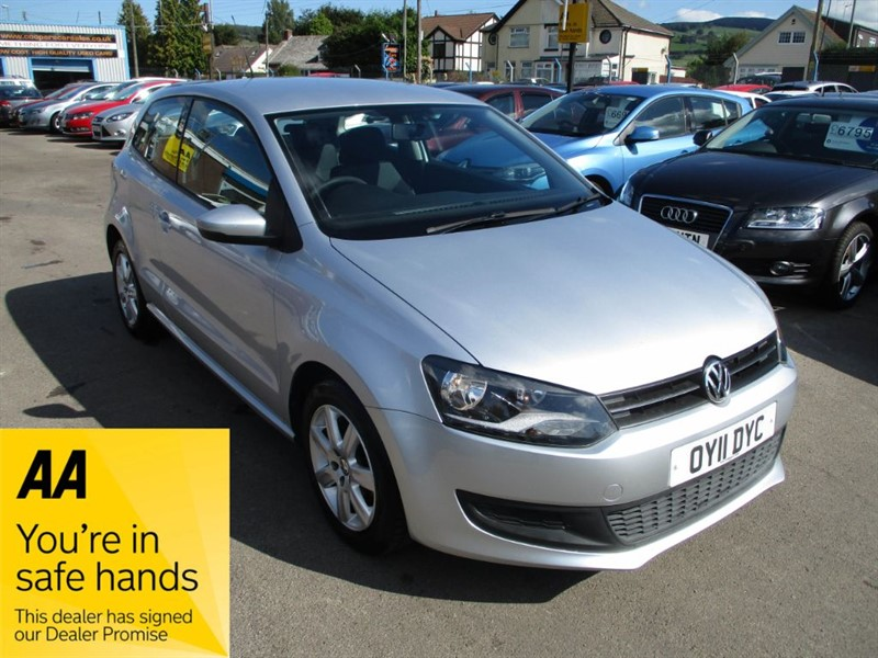 used VW Polo SE in gwent