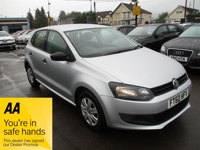 used VW Polo S in gwent