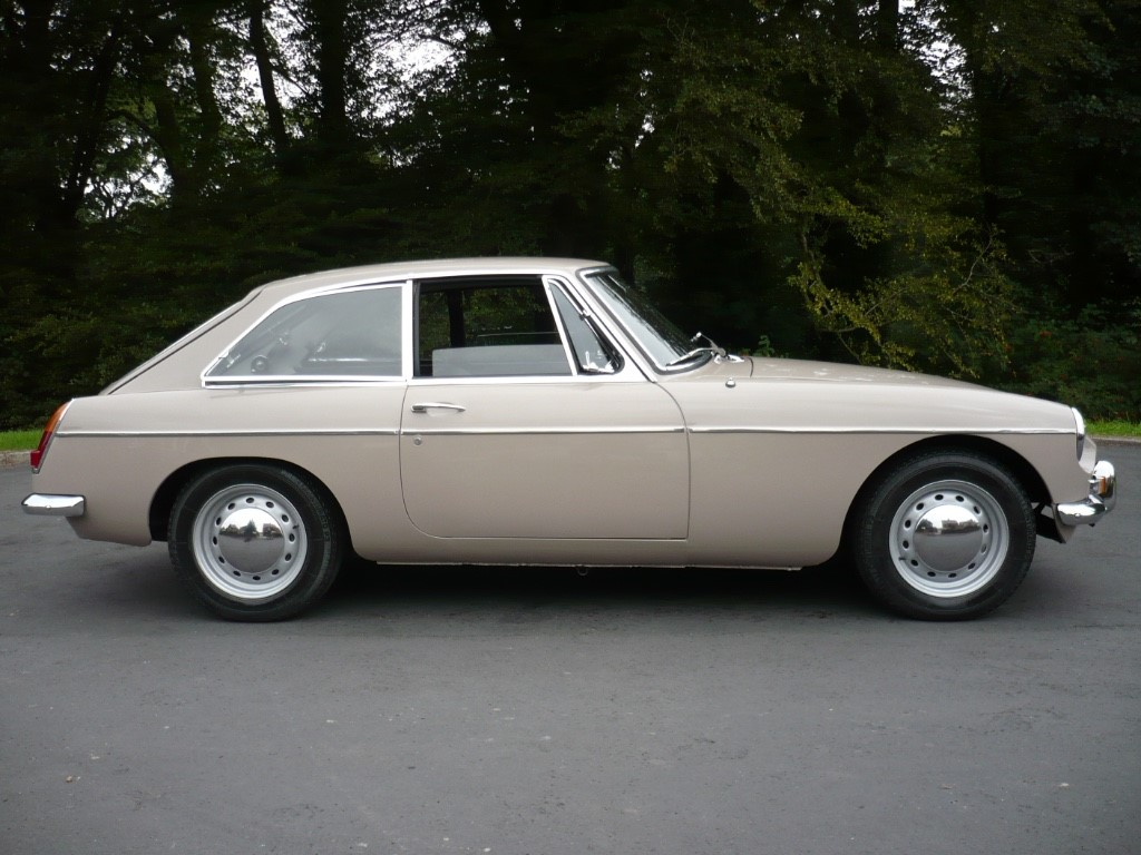 MG MGB for sale in Preston Lancashire | Phil Weaver Automotive