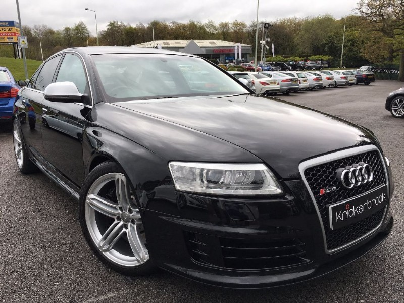 used Audi A6 RS6 QUATTRO 5.0 V10 in chorley-lancashire