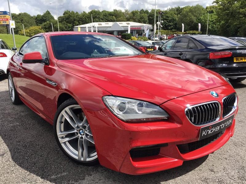 used BMW 640d M SPORT in chorley-lancashire