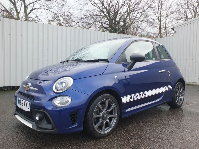 used Abarth 595 1.4 TJet 3dr Automatic
