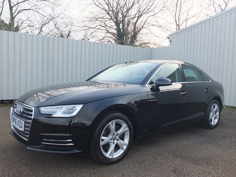 used Audi A4 1.4 TFSI Sport 4dr