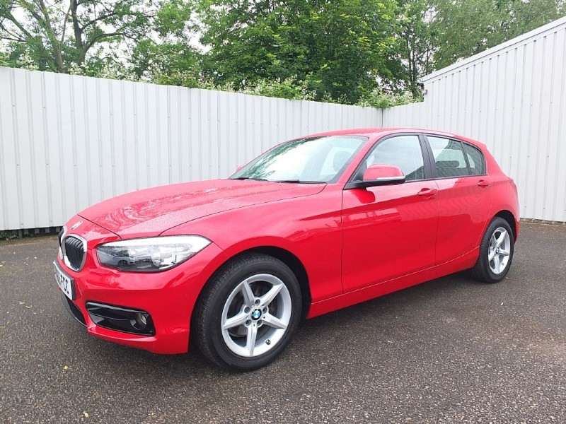 used BMW 116d 1.5 SE Automatic