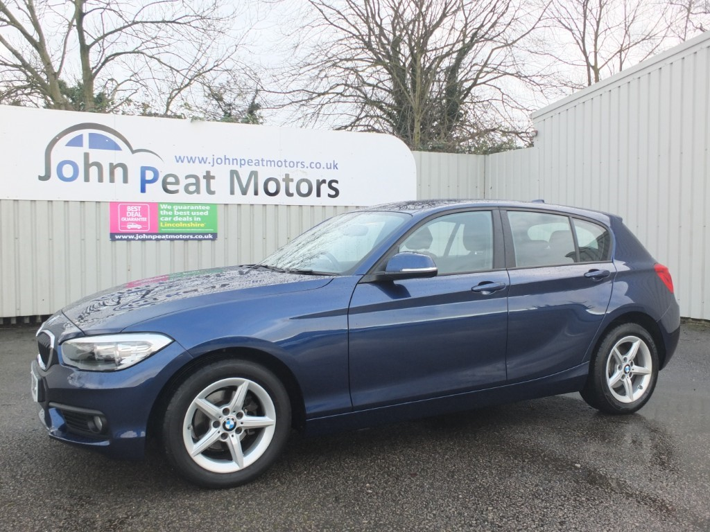 used BMW 116d 1.5 SE 5dr Diesel Auto