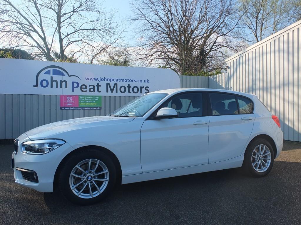 used BMW 116d 1.5d SE Business 5dr