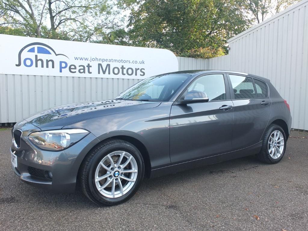 used BMW 120d 2.0 TD X Drive SE 5dr Diesel