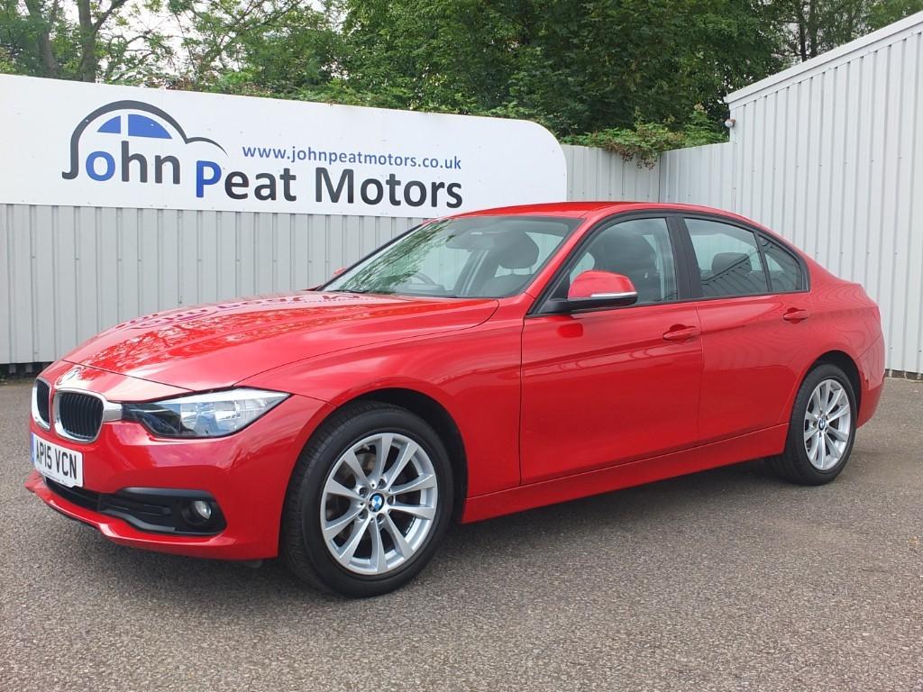 used BMW 316d 1.6d SE