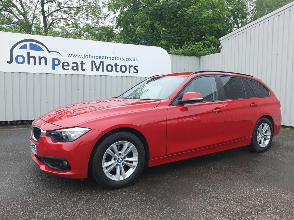 used BMW 320d 2.0 D ED Plus Touring 5dr Diesel Automatic