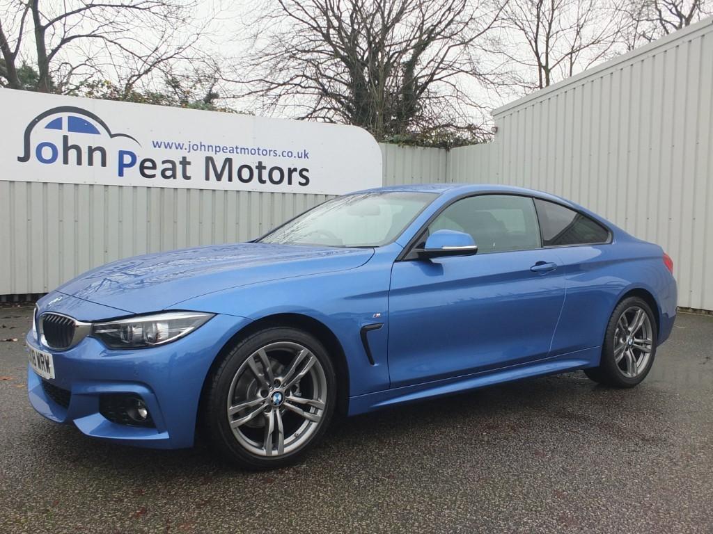 used BMW 420i 2.0 M Sport (New Price �37,145)