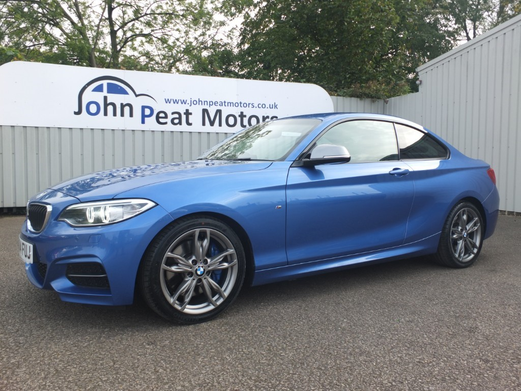 used BMW M235i 3.0 T Step 2dr Coupe