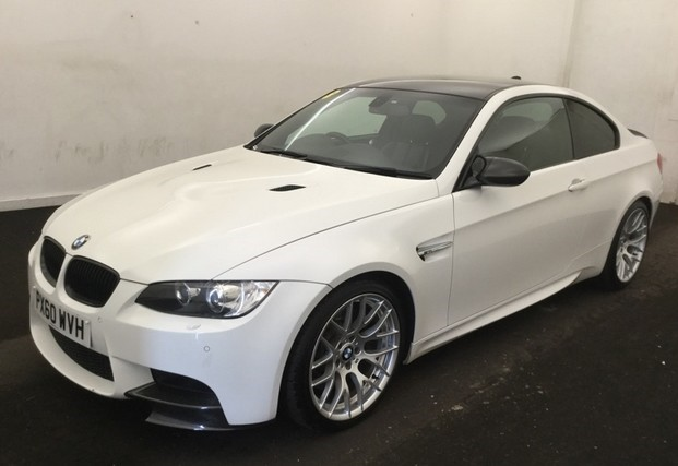 used BMW M3 4.0 V8 DCT Competition Pack 2dr