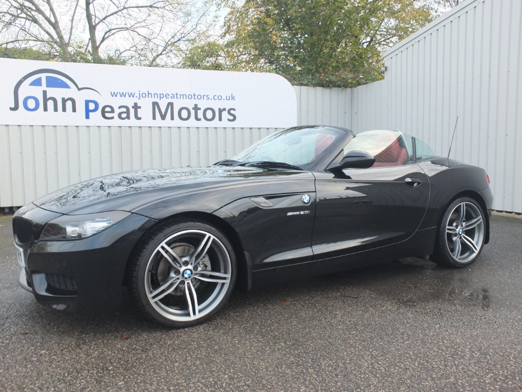 used BMW Z4 2.0 Sdrive20i M Sport Convertible