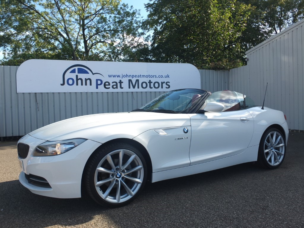 used BMW Z4 2.5 Sdrive23I Special Edition Highline Convertible