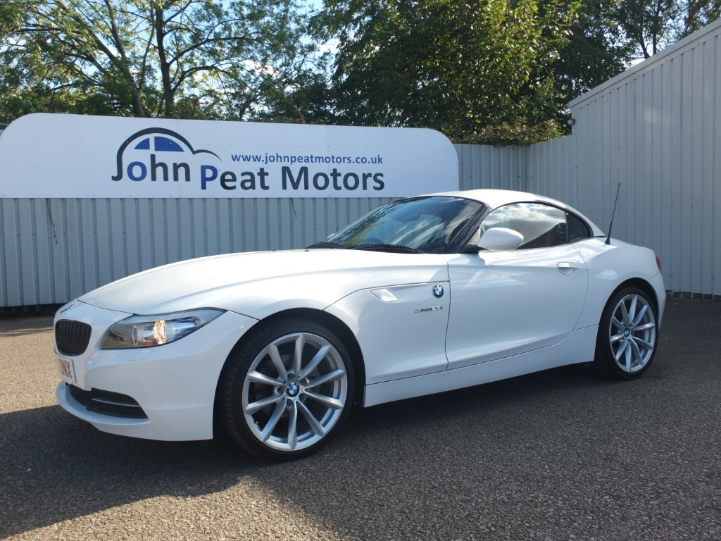 bmw z4 2.5 sdrive23i special edition highline convertible for sale