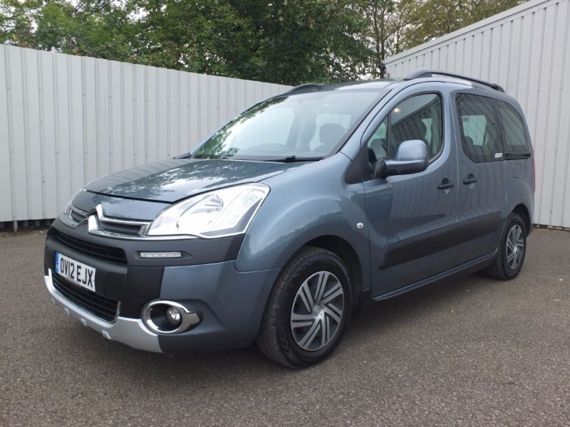 used Citroen Berlingo Multispace 1.6 E-HDI Airdream XTR