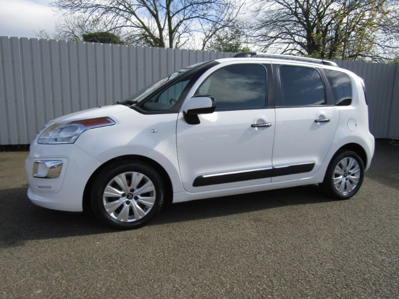 used Citroen C3 Picasso 1.6 HDI Exclusive 5dr Diesel