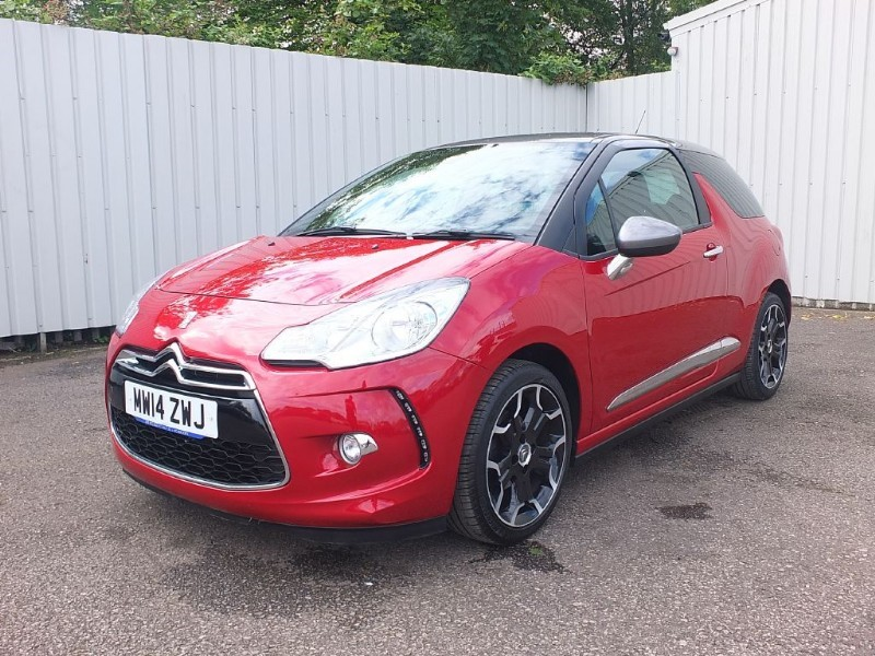 used Citroen DS3 1.6 E-HDI DStyle Plus 3dr Diesel