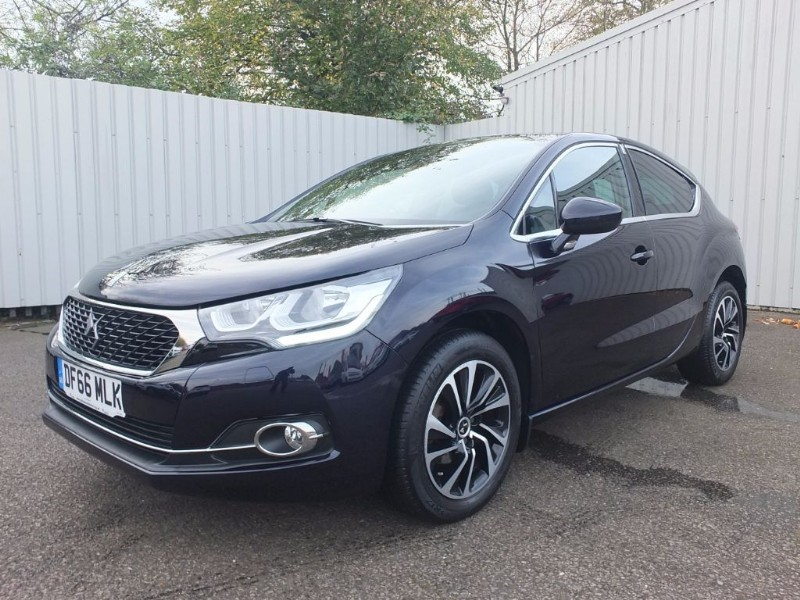 used Citroen DS4 1.6 BlueHDI Elegance 5dr Diesel Automatic