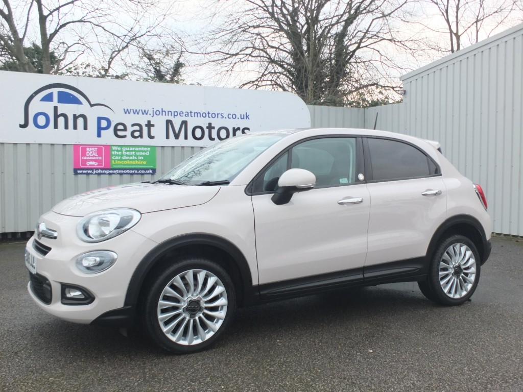 used Fiat 500X 1.4 Multiair Opening Edition 5dr