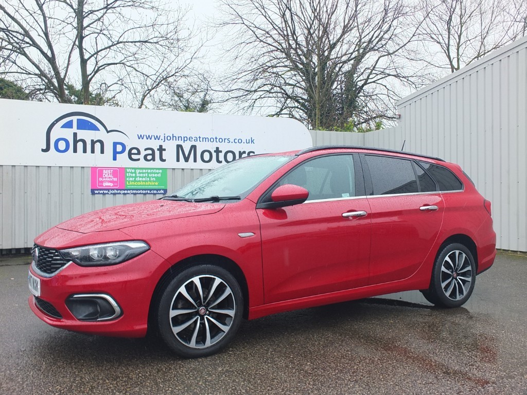 used Fiat Tipo 1.6D Multijet Lounge Nav Estate Diesel