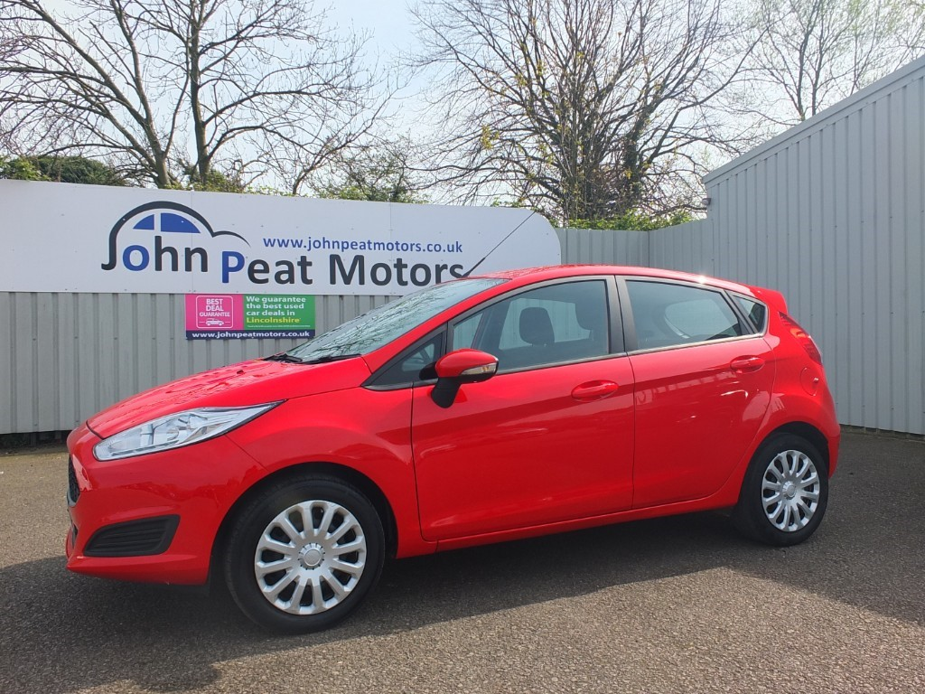 used Ford Fiesta 1.25 Style 5dr