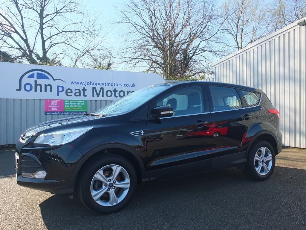 used Ford Kuga 1.5T Zetec 5dr 2WD