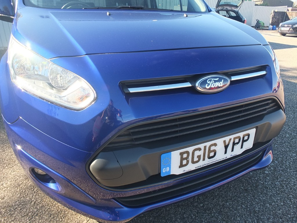 ford tourneo connect 1 5 tdci grand titanium 5dr diesel 7 seat for sale sleaford lincolnshire. Black Bedroom Furniture Sets. Home Design Ideas