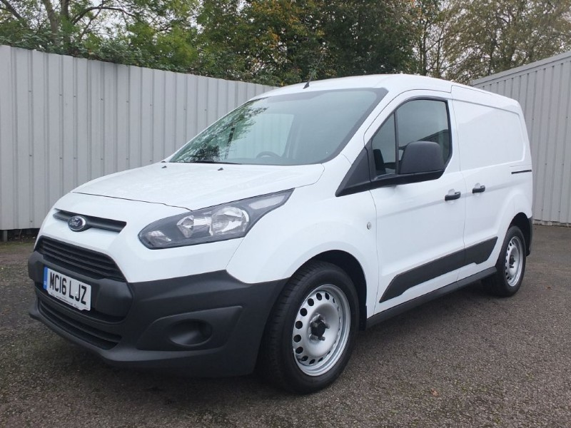 used Ford Transit Connect 1.6 TDCI 75 200 L1 P/V