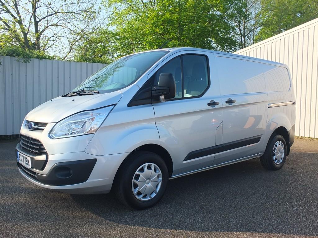 used Ford Transit Custom 2.0 TDCI 290 L2H1 Trend A/C LR Panel Van