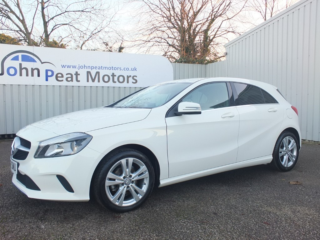 used Mercedes A180 CDI A180d Sport 5dr Diesel