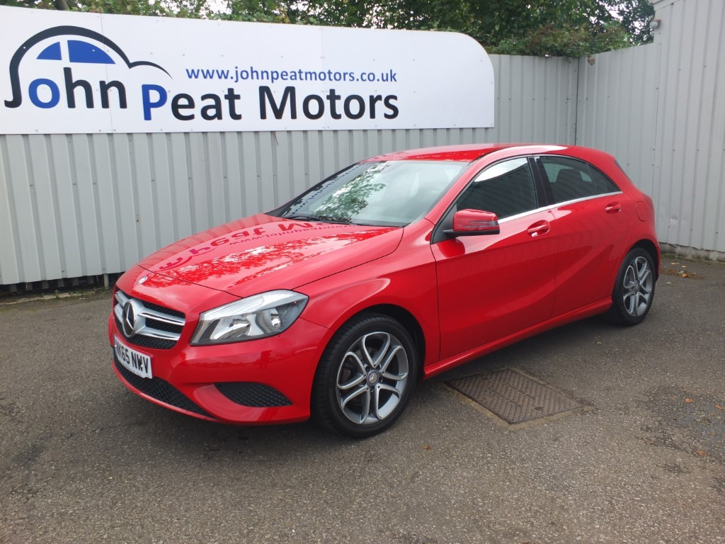 used Mercedes A180 1.5 CDI BlueEfficiency Sport 5dr Diesel