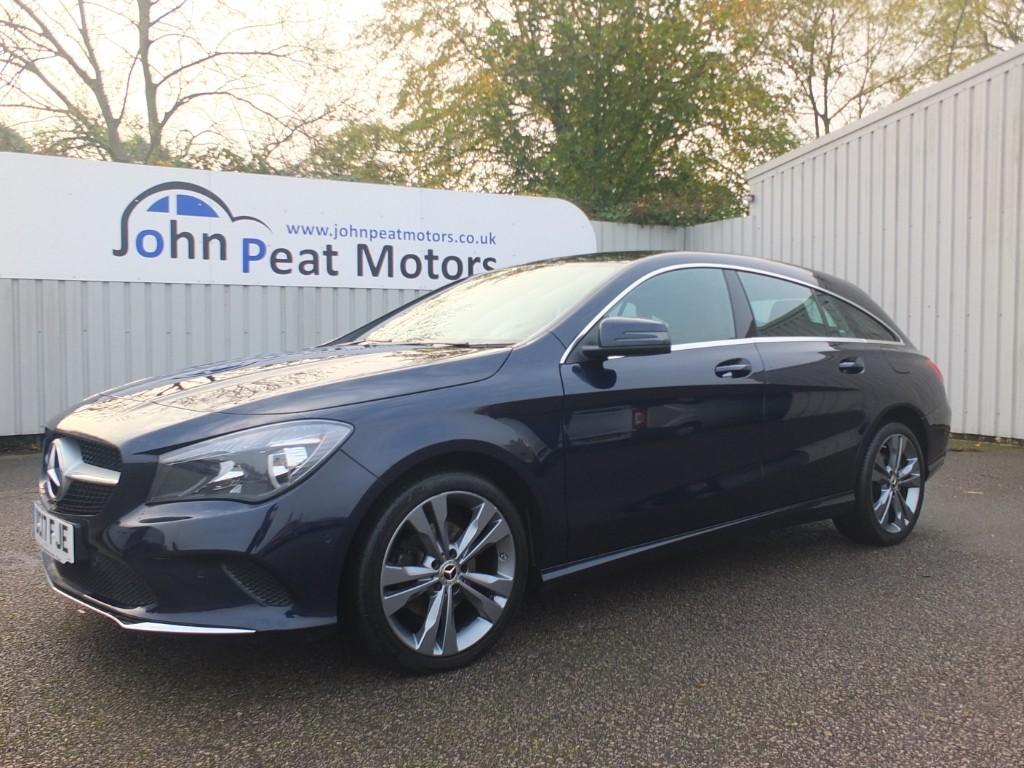 used Mercedes CLA180 1.6 CLA 180 Sport Estate