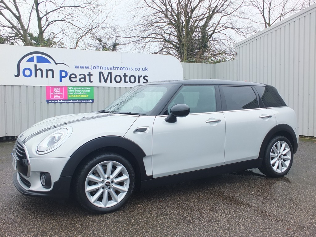 used MINI Clubman 2.0D Cooper D 5dr Diesel Chili Pack Estate