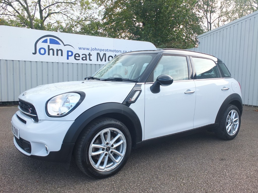 used MINI Countryman 2.0 Cooper SD 5dr Diesel