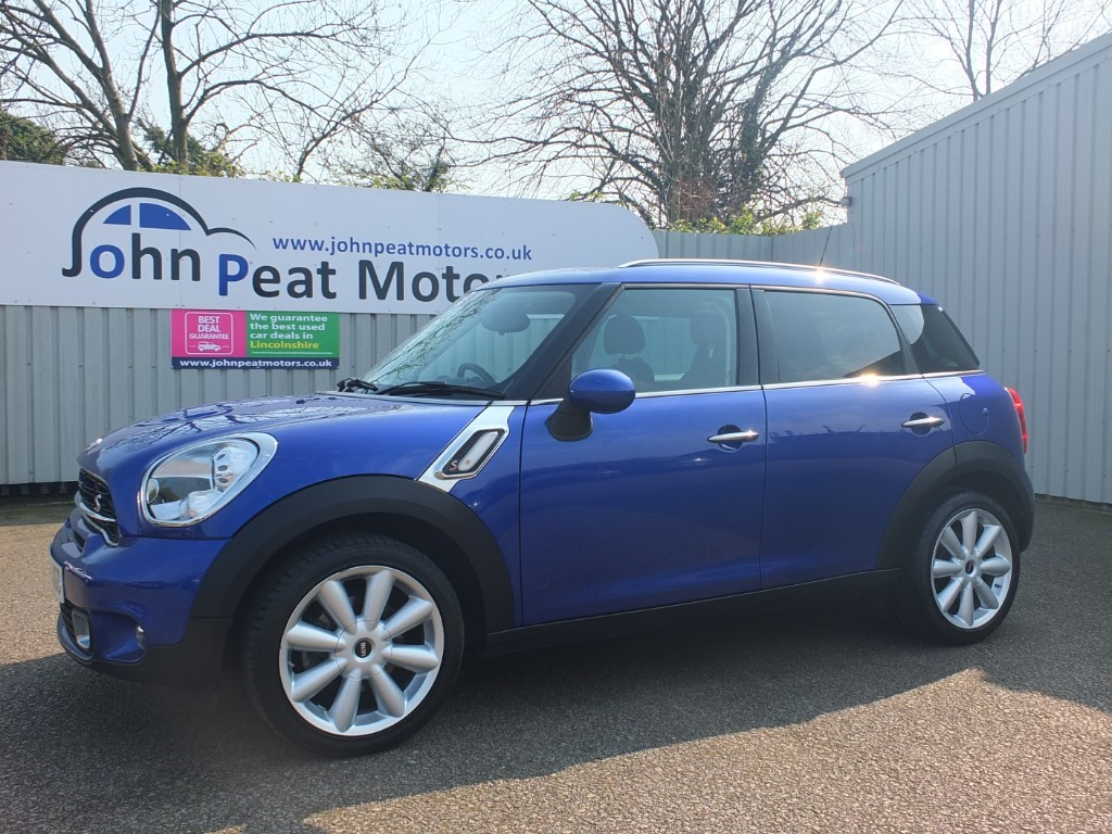 used MINI Countryman 2.0 Cooper SD 5dr Diesel Chilli II