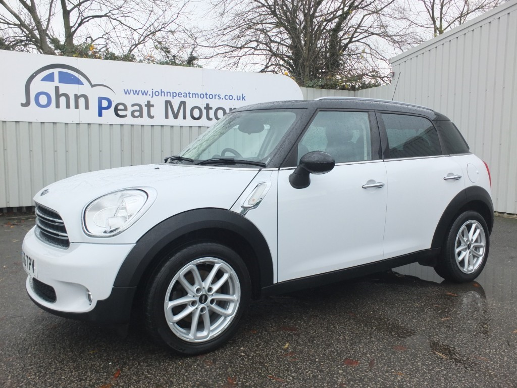 used MINI Countryman 1.6 Cooper Chilli Nav 5dr