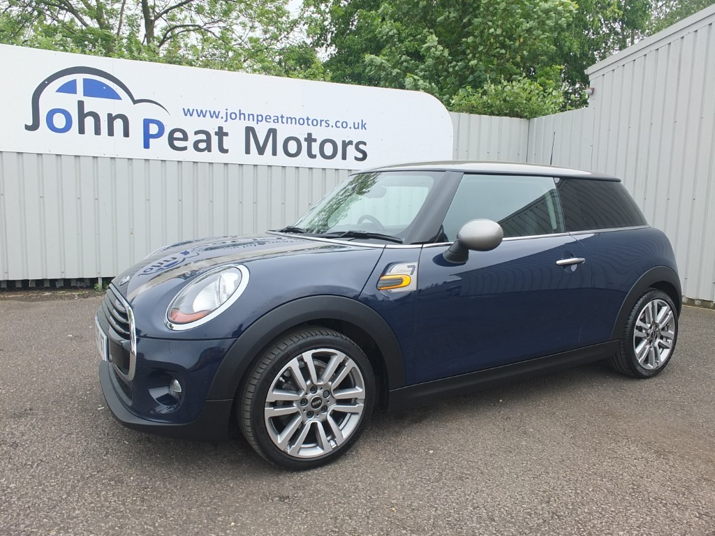 used MINI Hatch 1.5 TD Cooper D Seven (2016/67)