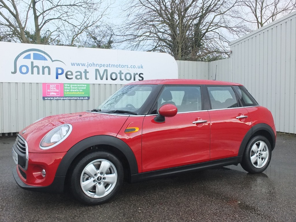 used MINI One 1.2 One 5dr Hatchback
