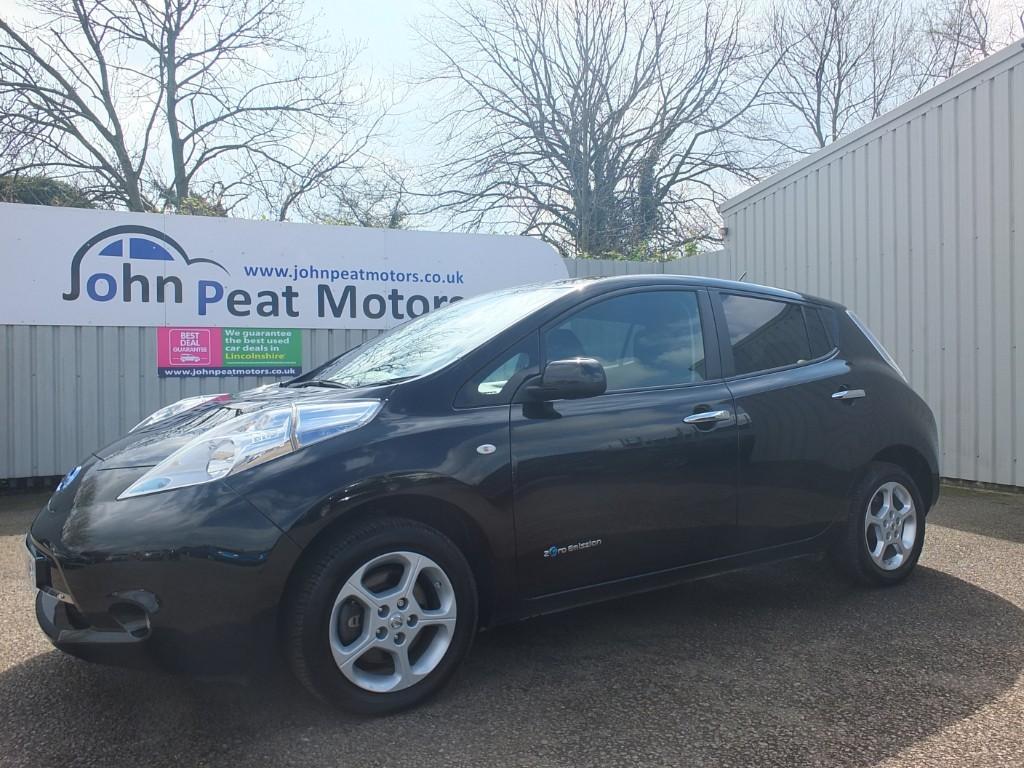 used Nissan Leaf Fully Electric Acenta 5dr