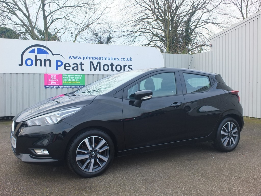 used Nissan Micra IG-T ACENTA