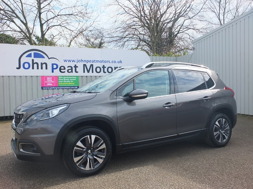 used Peugeot 2008 1.2 Allure 5dr