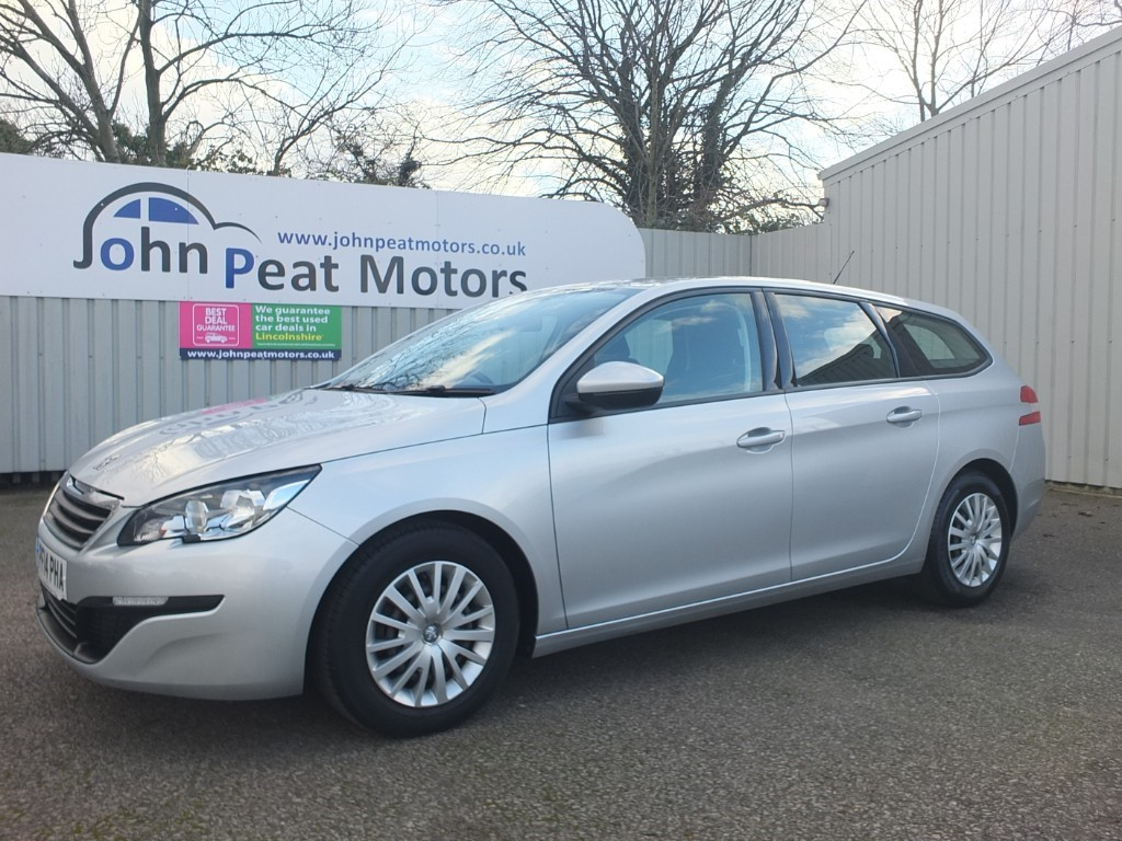 used Peugeot 308 1.6V HDI SW Access 5dr Estate