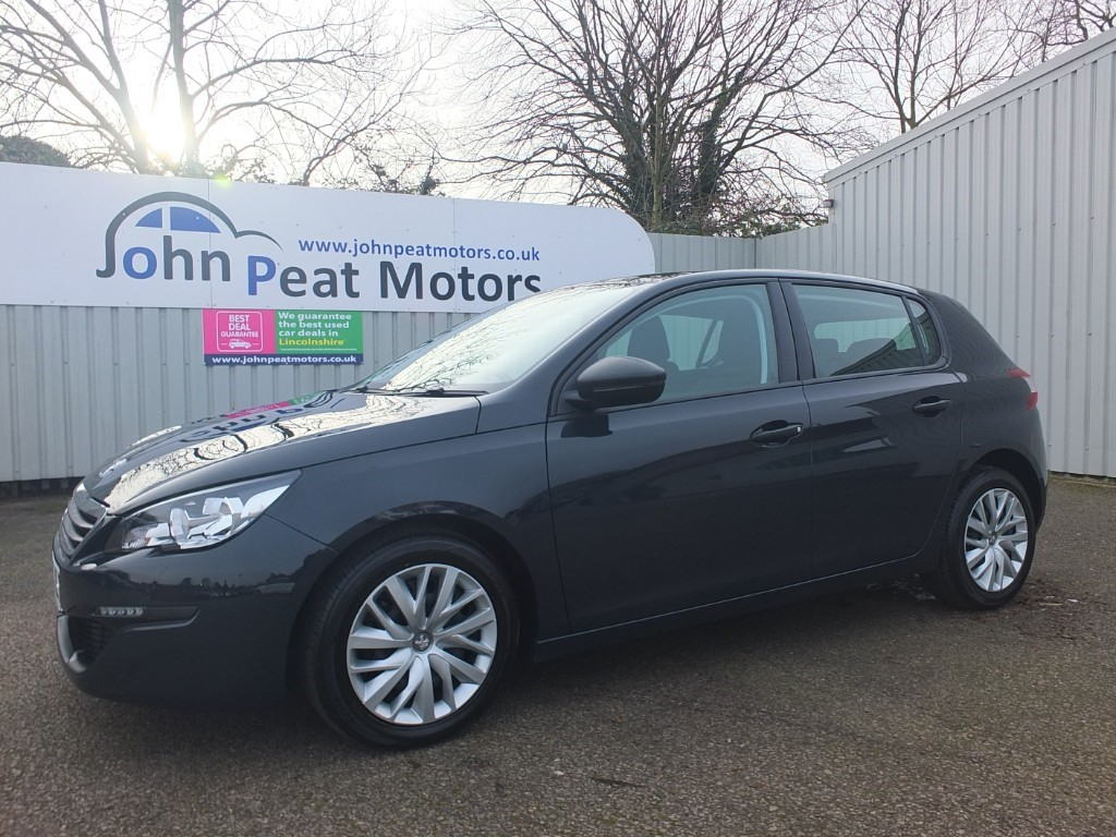 used Peugeot 308 1.6 HDI BlueHDI S/S Access 5dr Diesel